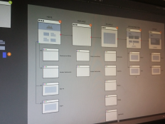 Wireframes by daniel mcleay