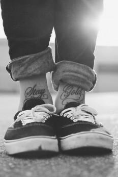 40 Elegant Foot Tattoos - Tattoodo.com