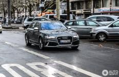 Audi RS6 Avant C7 - 20 January 2014 - Autogespot