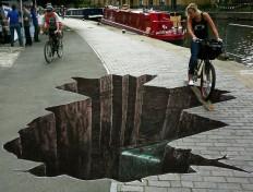 3d Street Artwork - exportingart.com