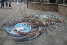 3d street art - exportingart.com