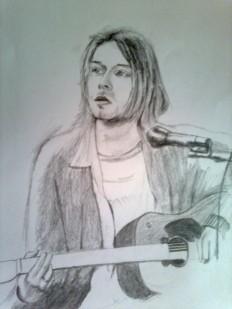 Kurt Cobain - exportingart.com