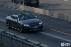 Audi RS5 Cabriolet B8 - 14 September 2014 - Autogespot