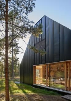 House Husaro? by Tham & Videga?rd Arkitekter | iGNANT.de