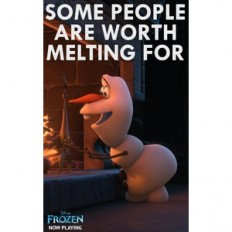 Olaf, #Frozen Quotes - Polyvore