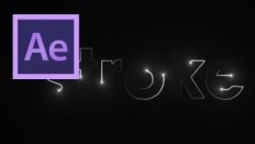 Create Particles Stroke Effect in After Effects - YouTube
