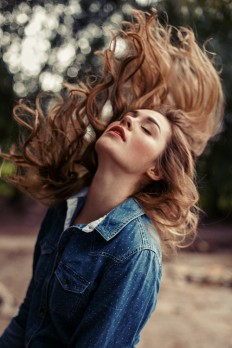 hannah – make-up & hair by eva gerholdt on Inspirationde