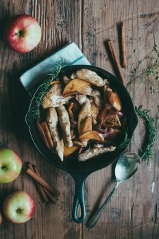 an apple picking party — molly yeh on Inspirationde