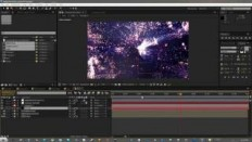 Adobe After Effects Tutorial #1 - Trapcode Particle Transition [Advanced Tutorial] - YouTube