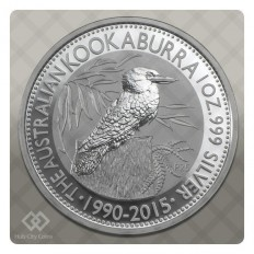 Get the best gold and silver price on Internet. 2015 1 oz Silver Australian Kookaburra Gold Coins & Silver Coins