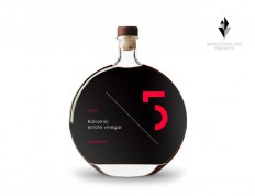 5 Balsamic Estate Vinegar on Packaging of the World - Creative Package Design Gallery