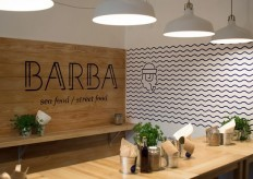 Barba Restaurant Branding | Inspiration Grid | Design Inspiration
