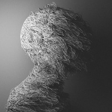 Hairy Digital Portraits-6 – Fubiz™