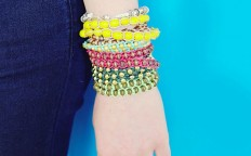 DIY Wrap Bracelets Tutorial
