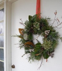 we like it wild: bits and bits wreath | Design*Sponge