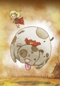 Farmboy's Cousin by ~rizaturker
