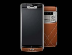 Vertu for Bentley Officially Revealed - Luxuryes