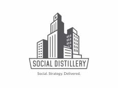 Social Distillery Vector Logo - COMMERCIAL LOGOS - Telecommunications : LogoWik.com