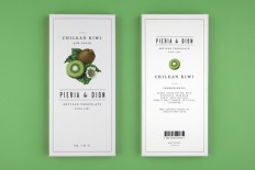 Pieria & Dion Packaging on