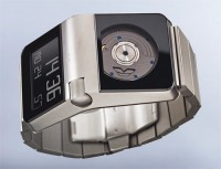 OhGizmo! » Archive » Ventura SPARC MGS Watch Includes A Micro-Generator To Power Its Digital Bits