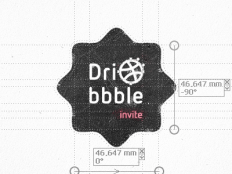 One Dribble Invite Left by Gert van Duinen