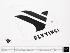 Flyvinci - Logo / Brand Mark Design by Gert van Duinen