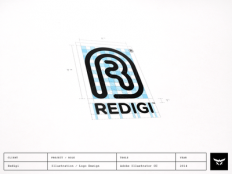 Redigi - Logo Design by Gert van Duinen