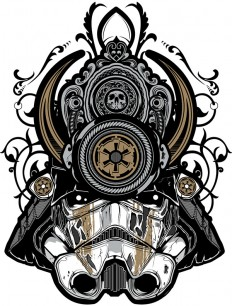 Star Wars / Hydro74 on