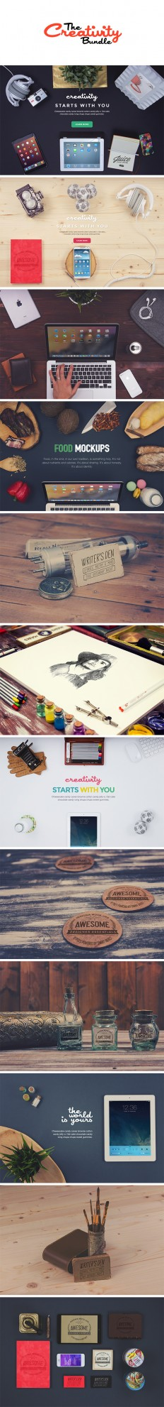 Creativity Free Bundle on Inspirationde