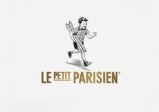 Le Petit Parisien branding • Think.BigChief