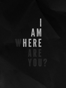 I am here. Where are you? on Inspirationde