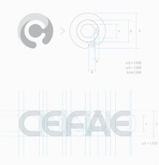 CEFAE – Branding by Walter Mattos on Inspirationde