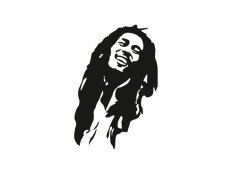 Bob Marley Vector File - VECTOR ELEMENTS - People : LogoWik.com