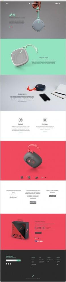 30 Examples of Trendy & Modern Web Design