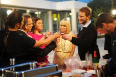 top chef anna faris chris pratt - Google Search