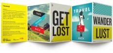 Turnstyle   Design, Graphic Design, Web Design, Information Design   Teague Take Travel Back