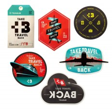Turnstyle | Design, Graphic Design, Web Design, Information Design | Teague Take Travel Back