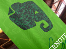 Evernote Lyon France by Carlos Rocafort