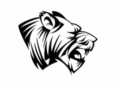 Lion Vector File - VECTOR ELEMENTS - Animals : LogoWik.com