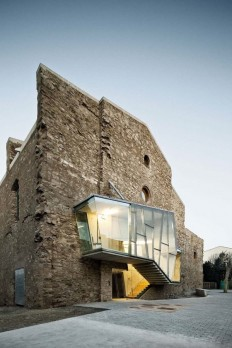 _Architecture / CJWHO ™ (Sant Francesc by David Closes Architects David...)