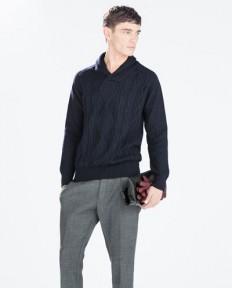 Sweaters - Knitwear - Men | ZARA United Kingdom