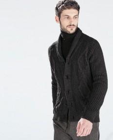 Cardigans - Knitwear - Men | ZARA United Kingdom