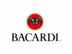 Bacardi Vector Logo - COMMERCIAL LOGOS - Food & Drink : LogoWik.com
