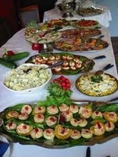 Lekker eten : Bedrijfsfeesten en (personeels)uitjes