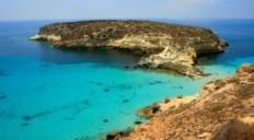 Konijnenstrand op Lampedusa Italie mooiste strand ter wereld | Il Giornale, dé gratis krant en website over Italië