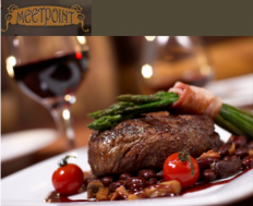 €14,95 ipv €29,95 – 3-gangenmenu bij Restaurant Meet Point in Voorburg! - GroupDeal.nl