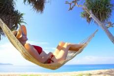 Zo plan je een luie vakantie - Het Nieuwsblad