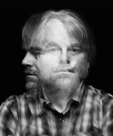 Black & White / Philip Seymour Hoffman