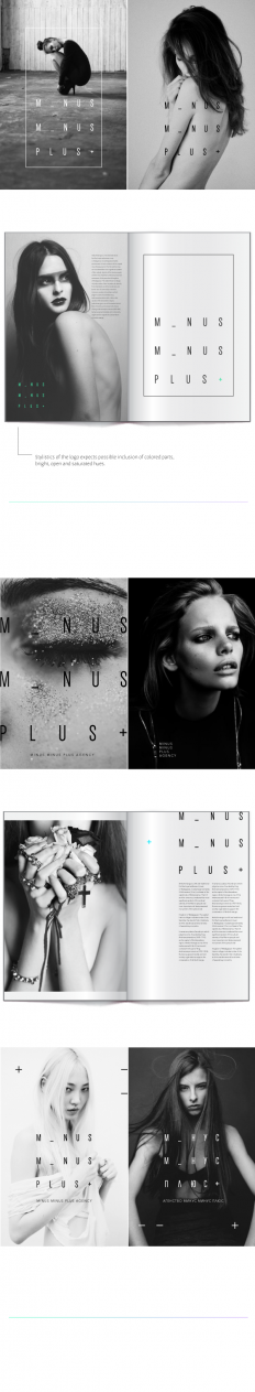 Minus Minus Plus on Inspirationde