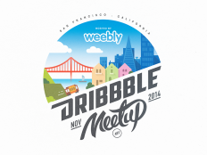 SF Dribbble Meetup @Weebly by Eddie Lobanovskiy